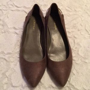 NEW Calvin Klein Pointed Flats